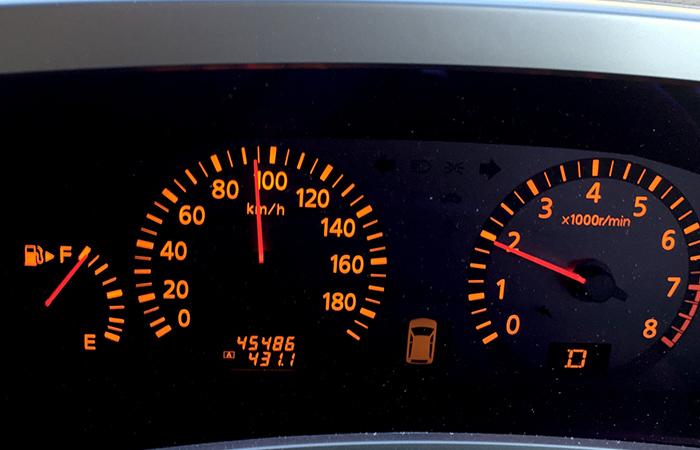 自動車の走行距離とは