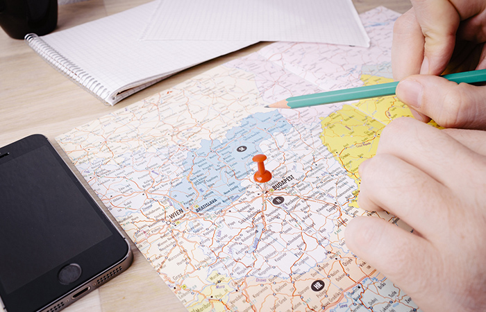 マップアプリやGoogleマップなど慣れたアプリをそのまま利用できる