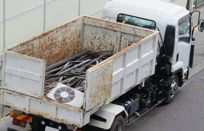 トラックの寿命